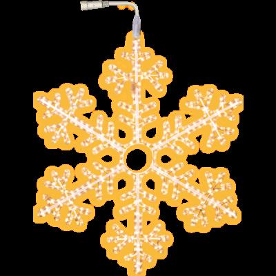 Lampa Śnieżynka  zew. elewacyjna 100cm LED 800-50 STAR TRADING