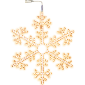 Snowflake lamp outdoor facade 100cm LED 800-50 STAR TRADING
