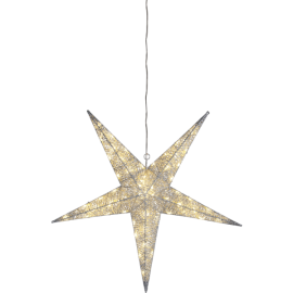 Lamp STAR HANGING SEQUINI IP44 803-41 75cm white STAR TRADING