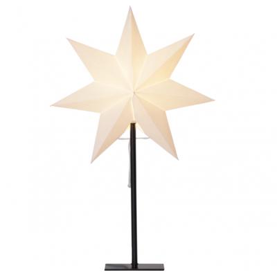 Lampa stojąca GWIAZDA FROZEN Z DODATKOWYM KLOSZEM 233-90 55cm STAR TRADING