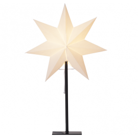 Standing lamp STAR FROZEN with an additional lampshade 233-90 55cm STAR TRADING