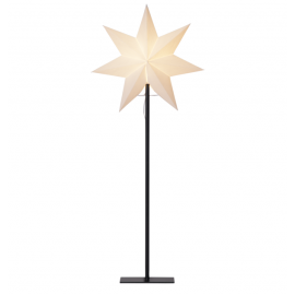 Standing lamp STAR FROZEN with an additional lampshade 233-91 85cm STAR TRADING