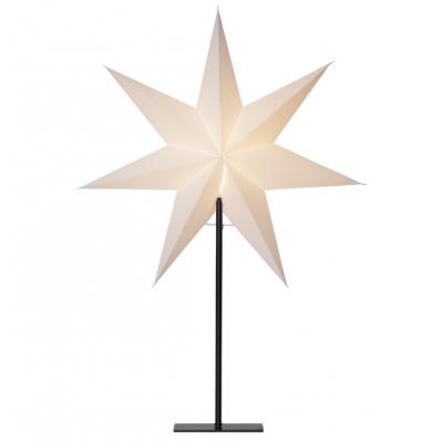 Lampa stojąca GWIAZDA FROZEN Z DODATKOWYM KLOSZEM 233-92 76cm STAR TRADING