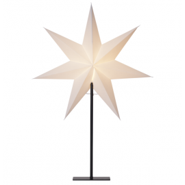 Standing lamp STAR FROZEN with an additional lampshade 233-92 76cm STAR TRADING