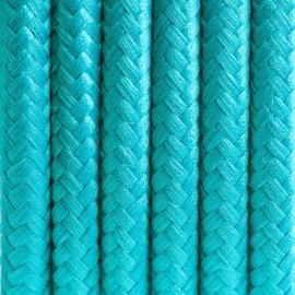 Round electric cable covered by polyester 11 Marine paradise 2x0.75