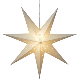 Lamp STAR HANGING ALICE 505-01 60cm white IP44 STAR TRADING
