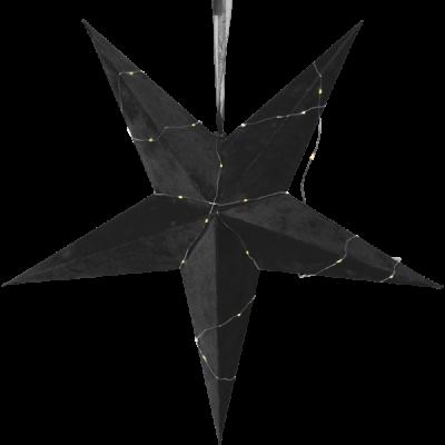 Lampa wisząca Gwiazda ALICE 60cm 505-01 biała STAR TRADING