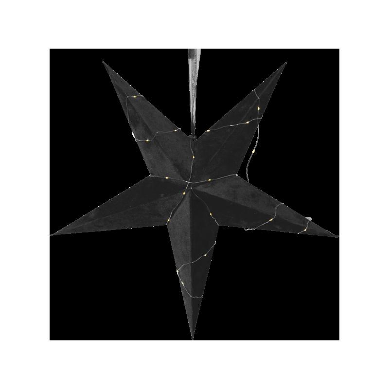 Hanging lamp Star ALICE 60cm 505-01 white STAR TRADING