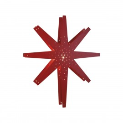 Lampa GWIAZDA WISZĄCA DREWNO TALL 268-45 60cm STAR TRADING