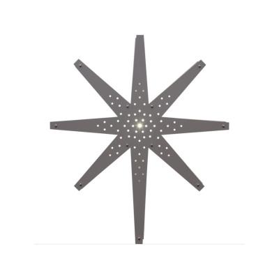 Lampa GWIAZDA WISZĄCA DREWNO TALL 268-63 70cm beżowy STAR TRADING