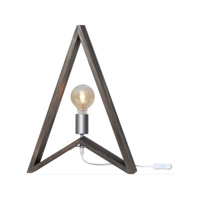 Lampa DEKORACYJNA KIL E27 256-13 25W 48cm brązowa STAR TRADING