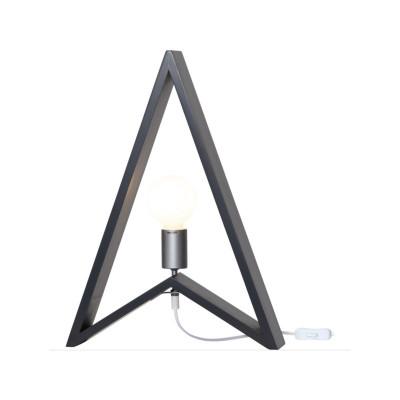 DECORATIVE lamp KIL E27 256-12 25W 48cm gray STAR TRADING
