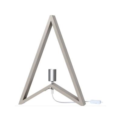 DECORATIVE lamp KIL E27 256-11 25W 48cm gray STAR TRADING