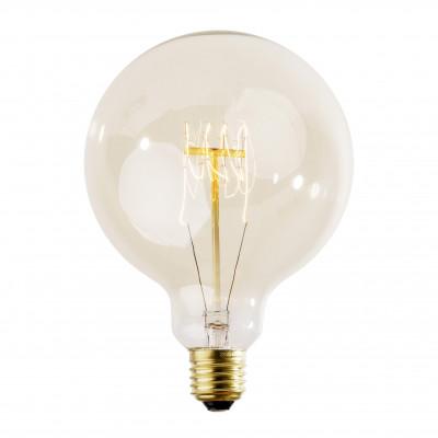 Żarnikowa żarówka dekoracyjna Loop 125mm 60W