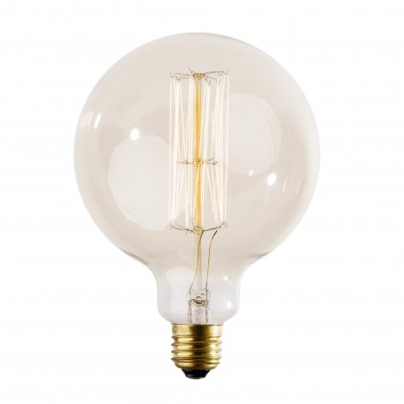 Żarnikowa żarówka dekoracyjna Straight 125mm 60W