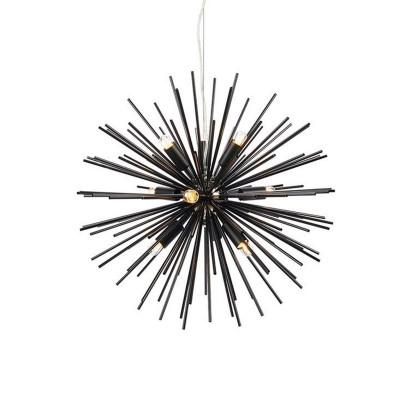 Hanging lamp SOLEIL PENDANT 20W black 108048 MARKSLOJD