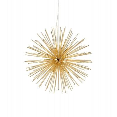 Hanging lamp SOLEIL 20W gold 107752 MARKSLOJD