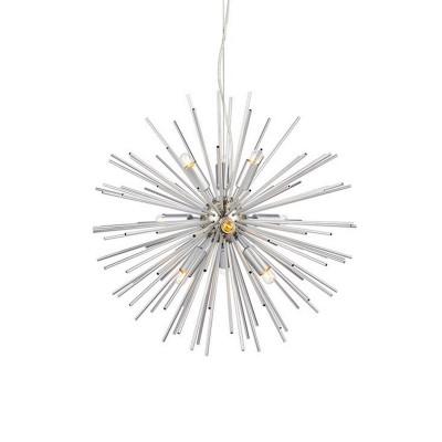 Hanging lamp SOLEIL 20W silver 108049 MARKSLOJD