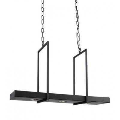Hanging lamp TRAY 3x3W Black 105780 Markslojd