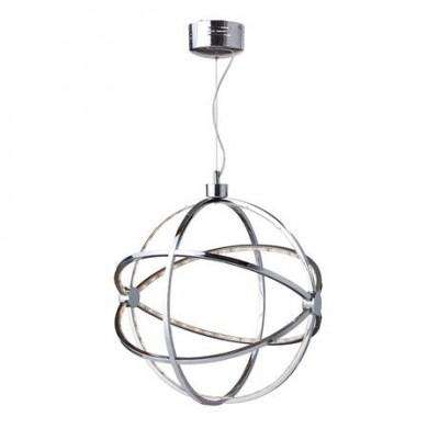 Hanging lamp GLOBE LED 9,2W Chrome 105459 MARKSLOJD