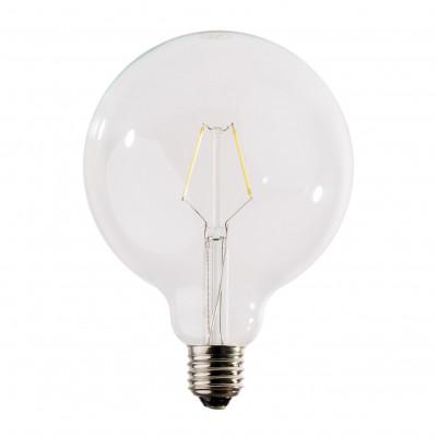 Żarówka dekoracyjna eco LED 125mm 2W