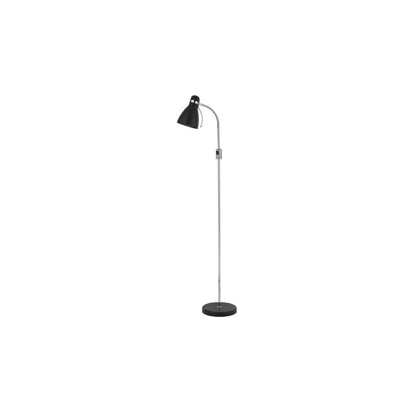 Floor lamp VIKTOR 60W E27 Black 105184 MARKSLOJD