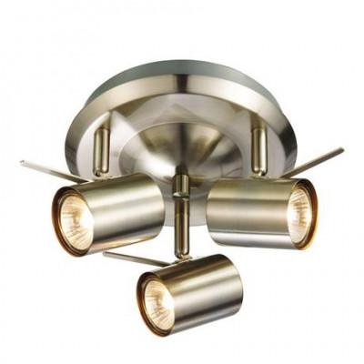 Ceiling lamp HYSSNA LED steel 3x50W GU10 105486 MARKSLOJD