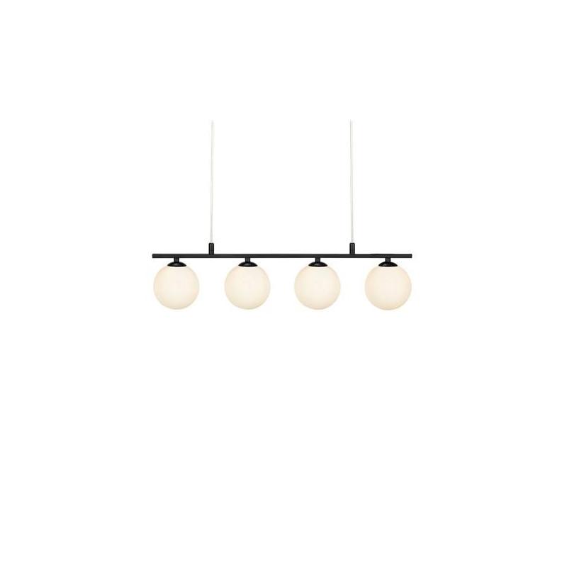 Hanging lamp QUATTRO G9 28W steel 107573 MARKSLOJD