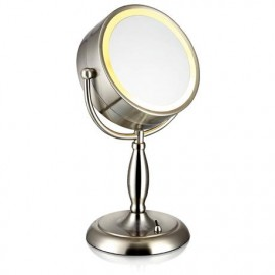 Lampa stołowa FACE 25W E14 stalowa 105237 MARKSLOJD