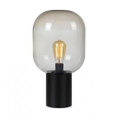 Lampa Stołowa BROOKLYN 60W 44cm Czarna 107481 Markslojd