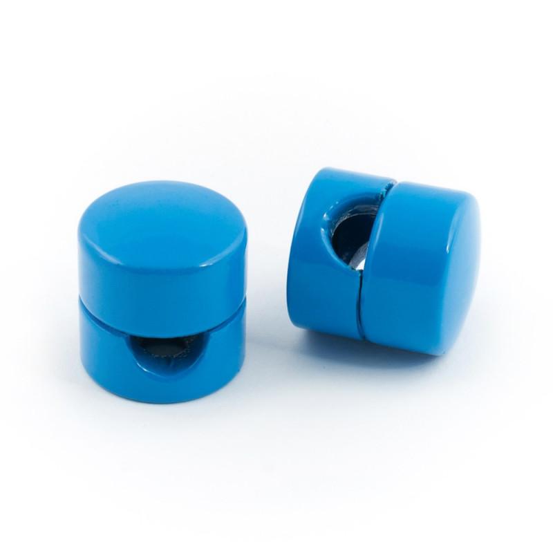 Uchwyt do kabla w kolorze niebieskim