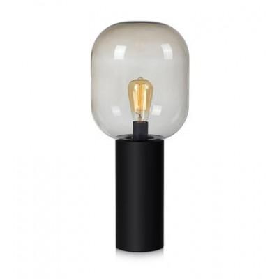 Lampa Stołowa BROOKLYN 60W 56cm czarna 107479 Markslojd