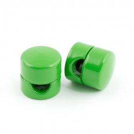 Cable holder light green