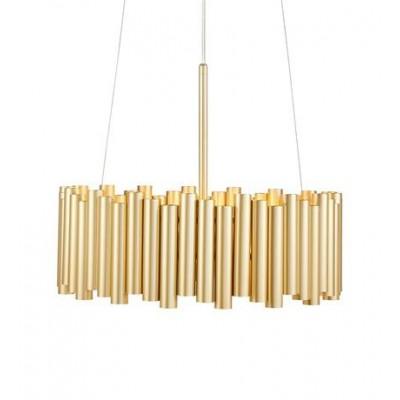 Lampa wisząca LEVEL 3x60W złota 108047 MARKSLOJD