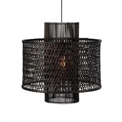 Lampa Wisząca AMBON czarna 40W E27 108118 MARKSLOJD