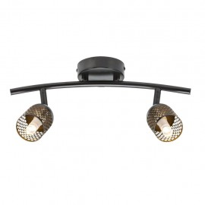 Wall lamp Alfred G9 2x40W black 49840103 Nordlux