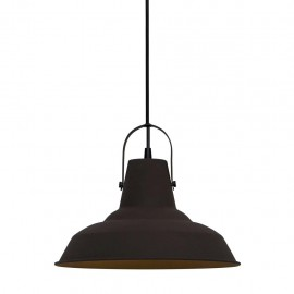 Hanging / ceiling lamp Andy 30 E27 40W brown 48473009 Nordlux