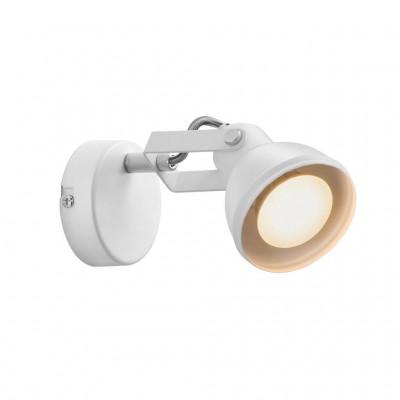 Wall lamp ASLAK 35W GU10 white 45721001 Nordlux