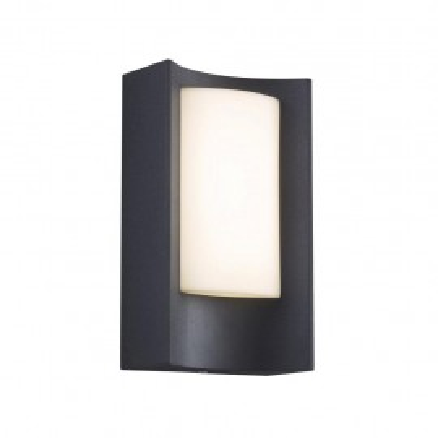 Wall lamp ASPEN 6W LED IP44 black 46981003 Nordlux