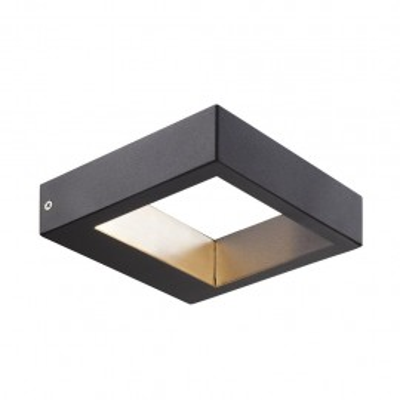 Wall lamp AVON 5W LED IP44 black 84111003 Nordlux