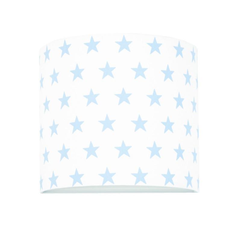 Kinkiet gwiazdki błękitne