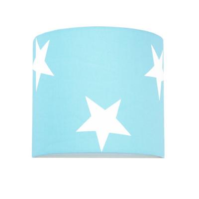 Kinkiet gwiazdy na turkusowym