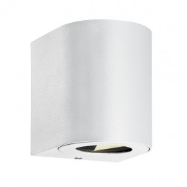 Wall lamp CANTO 2 2X6W LED IP44 white 49701001 Nordlux