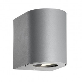 Wall lamp CANTO 2 2X6W LED IP44 gray 49701010 Nordlux