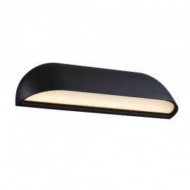 Wall lamp FRONT 26 8W LED IP44 black 84081003 Nordlux
