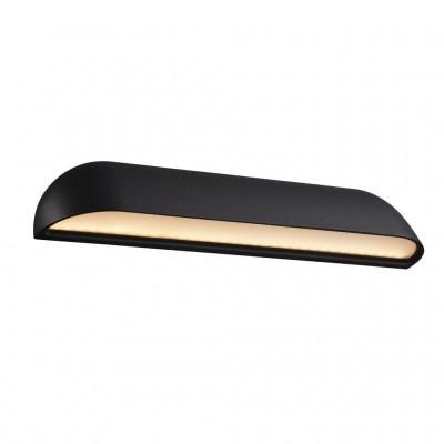 Kinkiet FRONT 36 12W LED IP44 czarny  84091003 Nordlux