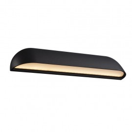 Wall lamp FRONT 36 12W LED IP44 black 84091003 Nordlux