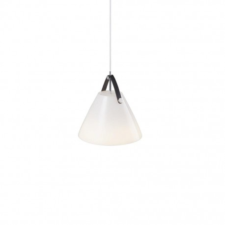 Hanging / ceiling lamp STRAP 27 40W E27 white 84313001 Nordlux