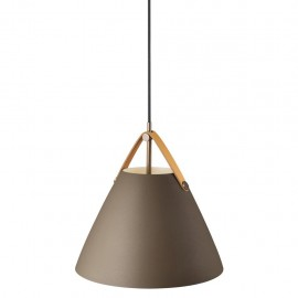Hanging / ceiling lamp STRAP 27 40W E27 beige 84333009 Nordlux