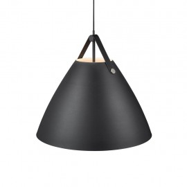 Hanging / ceiling lamp STRAP 68 black 60W E27 84363003 Nordlux